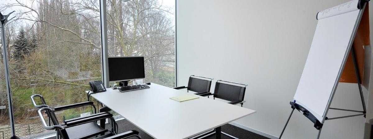 Totaalinterieur kantoor Brugge